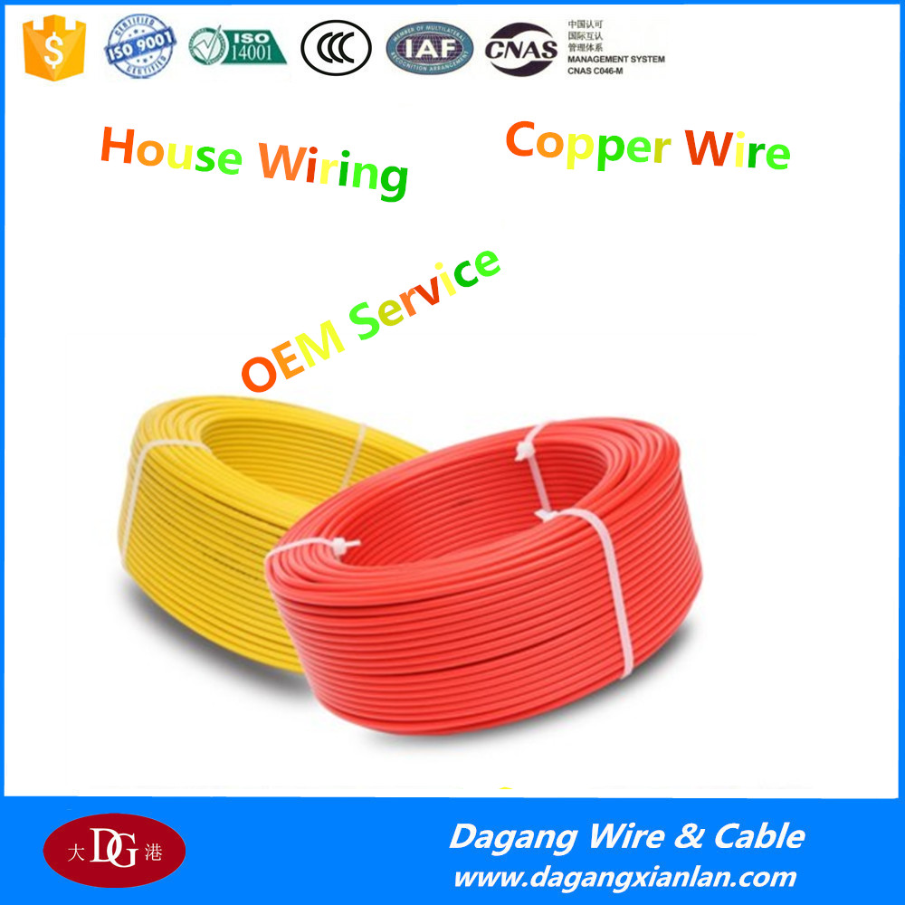3mm 4mm 10mm 25mm House Wiring Cable Wire Price Per Meter, 3mm 4mm ...
