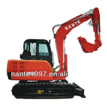 China import mini escavadeira Mini <span class=keywords><strong>pista</strong></span> Digger com Certificado Do CE