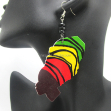 2017 Newest African Handpainted Diva Jewelry