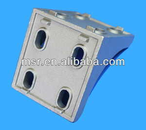 8080B-8 hot sales from msr metal part Aluminum Profile accessories