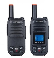 Portable Amateur Radio license free PMR 446 LPD 433MHz KST V9 Compatible for MOTOROLA XT225