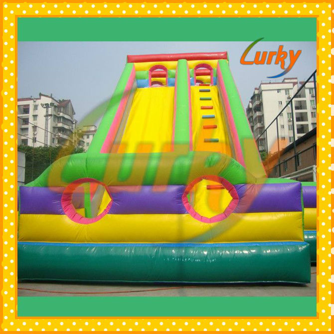Hot durable summer inflatable water <strong>slide</strong>,giant <strong>slide</strong> for sale
