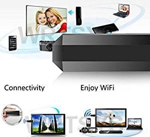 Wi-Fi LAN Adaptor, CandyQ USB TV Wireless Wi-Fi Adapter for Samsung Smart TV WIS12ABGNX WIS09ABGN 300M