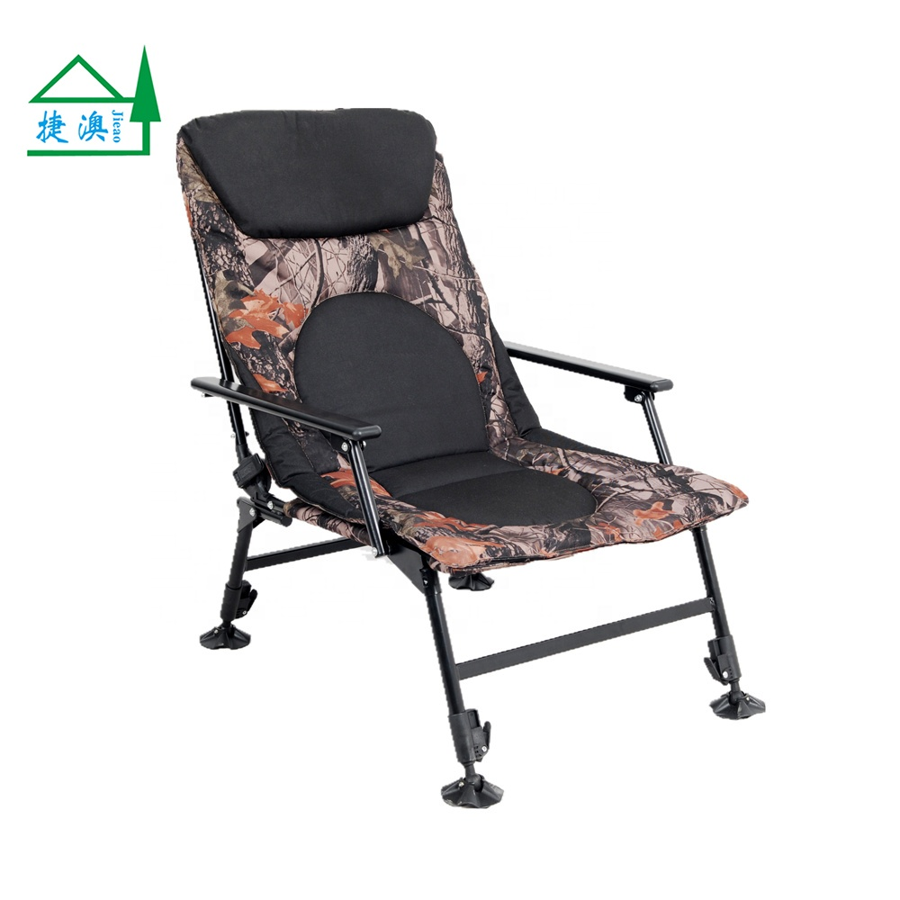 Deluxe Folding Carp Fishing Chair Recliner Folding Chair
