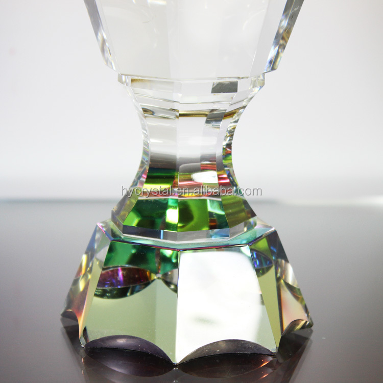unique oil perfume crystal smoked incense burner