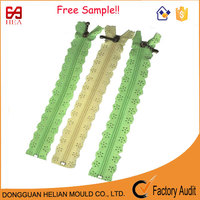 High quality lace tape nylon zipper for bags and women dresses