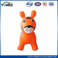 All Kinds Of Inflatable Animal With Pumps Tiger Inflatable
