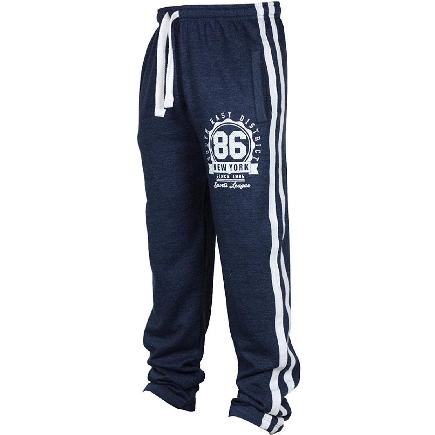 M/&S/&W Mens Casual Jogging Harem Pants Running Trousers Jogger Pants