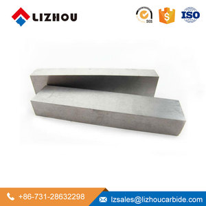 Good price OEM Tungsten Carbide Strips With Angle Of Cemented Carbide