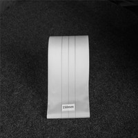 150mm nylon curing tape in textile vulanization processing