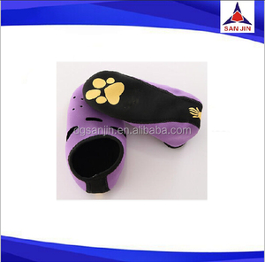 2016 new product OEM warm waterproof neoprene beach shoe
