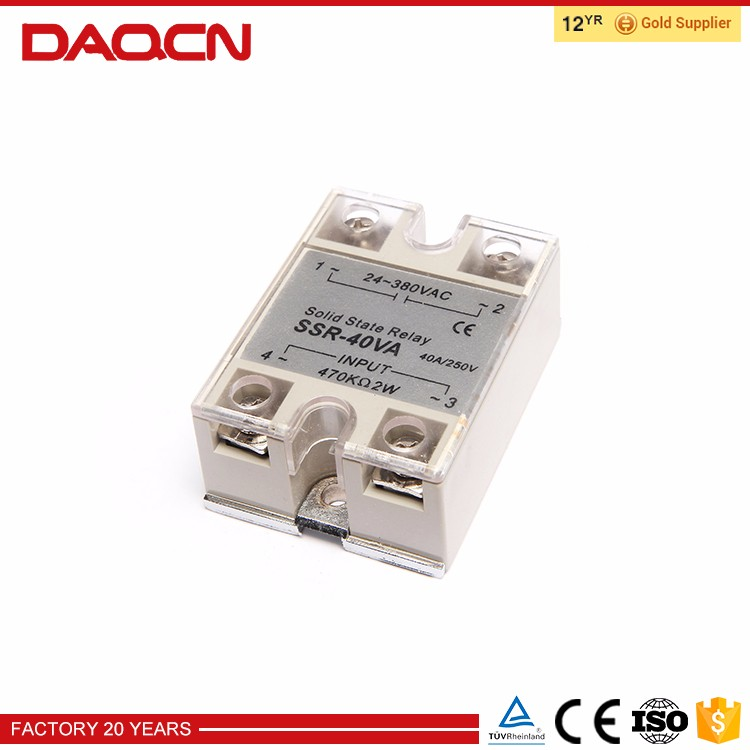 Daqcn Quality Assured Solid State Relay Symbol Buy Solid State