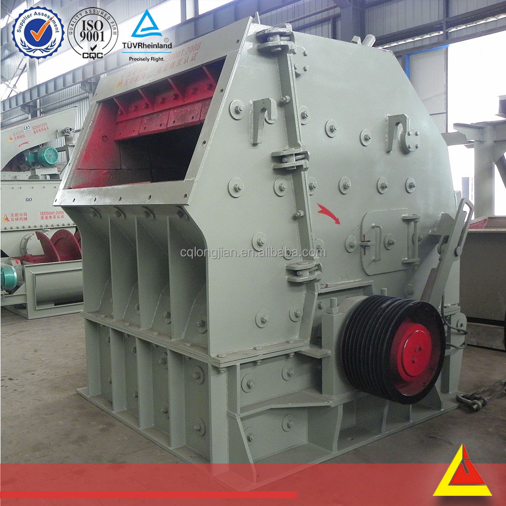 Hard Working Machine Manufactures Impact Crusher for Stones
