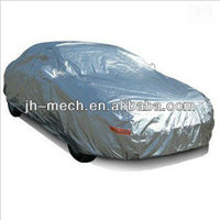 aluminum pp cotton padded weatherproof car cover
