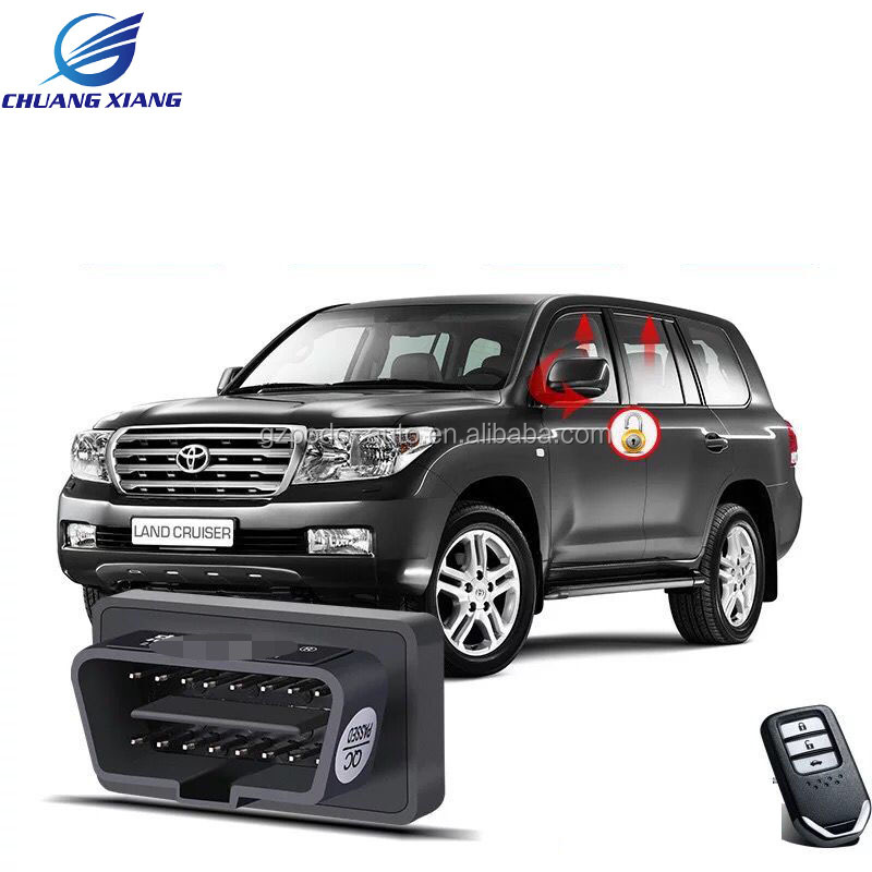 Intelligent Window Coser Fast Deliver Vehicle Window Closer Car Window Closer Professional Auto Window Closer Car Accessory Vehicle Glass Automatic Obd Durable