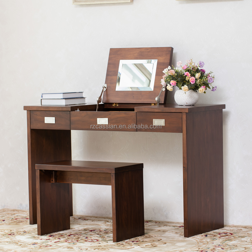 Wooden Dressing Table With Mirror Designs, Wooden Dressing Table With Mirror  Designs Suppliers And Manufacturers At Alibaba.com