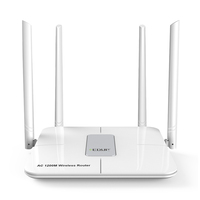 Long Range 1200Mbps Dual Band 192.168.1.1 WiFi Wireless Router