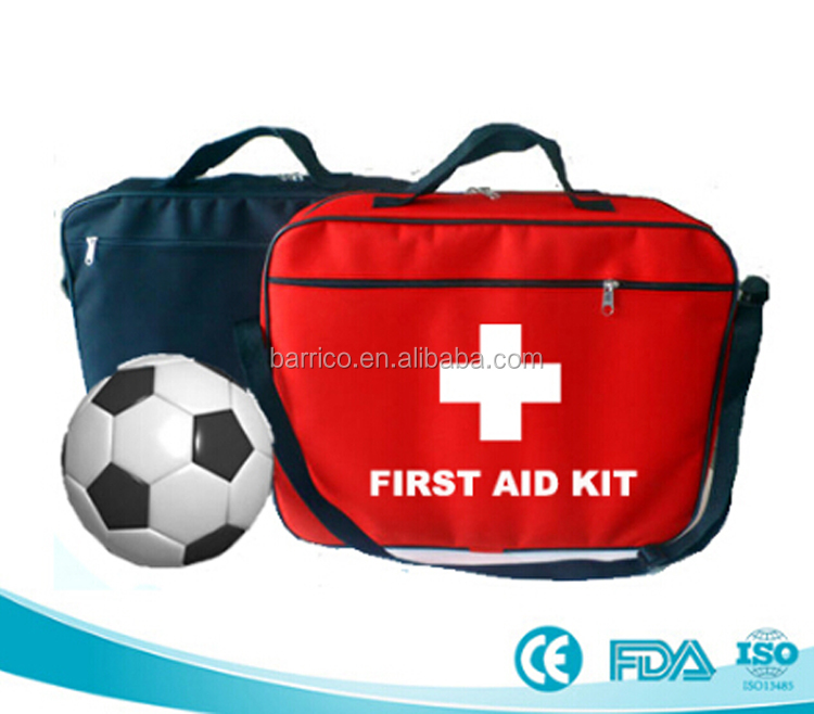 Custom empty box widely for emergency travel children baby report medical emergency first aid kit