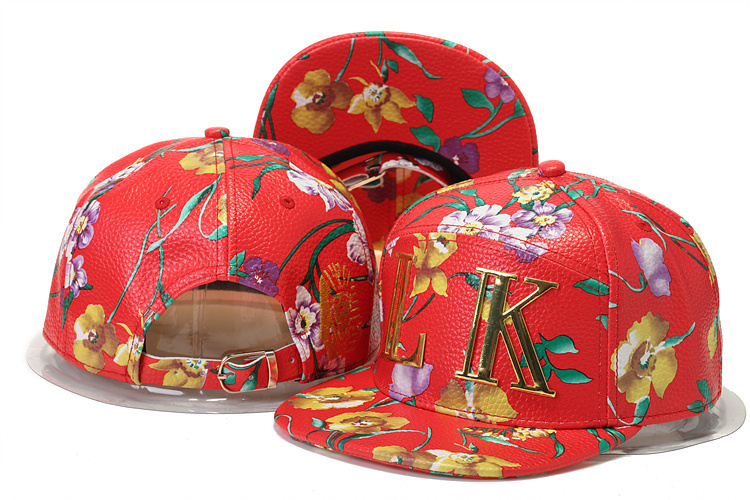 b90b00a3a8c Get Quotations · Last kings Floral flower LK logo Snap back Tyga color  golden logo baseball hats last kings