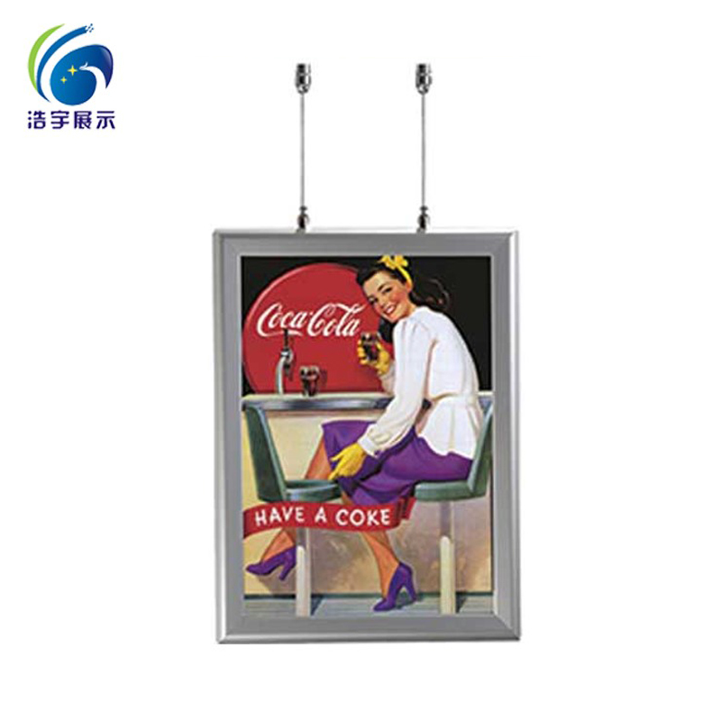 China Local Manufacturer Workplace Safety Supplies Aluminum Extrusion Snap Frame