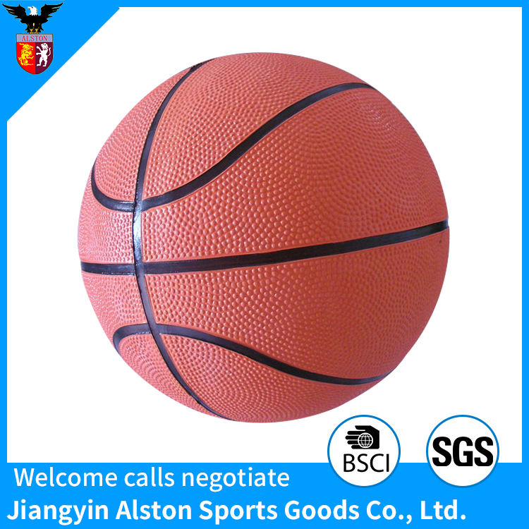Absolutely Modern Classic Good Quality Inflatable Basketball For Professionals
