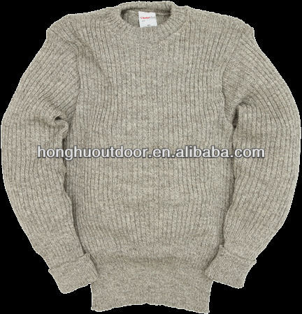 knit jumper for army mens jumper miitary soldier jumper