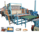 Advanced technology tray making production line paper egg box forming machinery