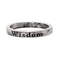 New products 2017 wholesae simple design custom engraved antique tibetan silver ring