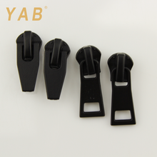 YAB Wholesale Good Design Rectangle Shape Painted Metal Zipper Puller Slider