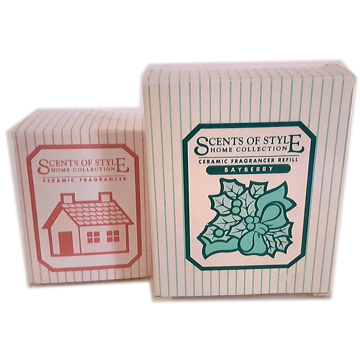 Get Quotations 1993 Avon Scents Of Style Home Collection Ceramic Fragrancer Plus 1 Refill Bayberry
