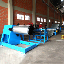 Automatic Hydraulic or Semi-automatic Carbon Steel Strip Slitting Machine Metal Steel Simple Coil Slitting Line