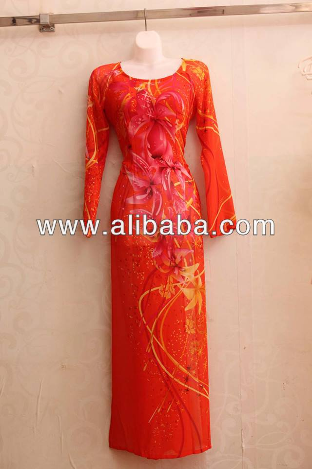 Ao Dai Wedding Dress, Ao Dai Wedding Dress Suppliers and ...