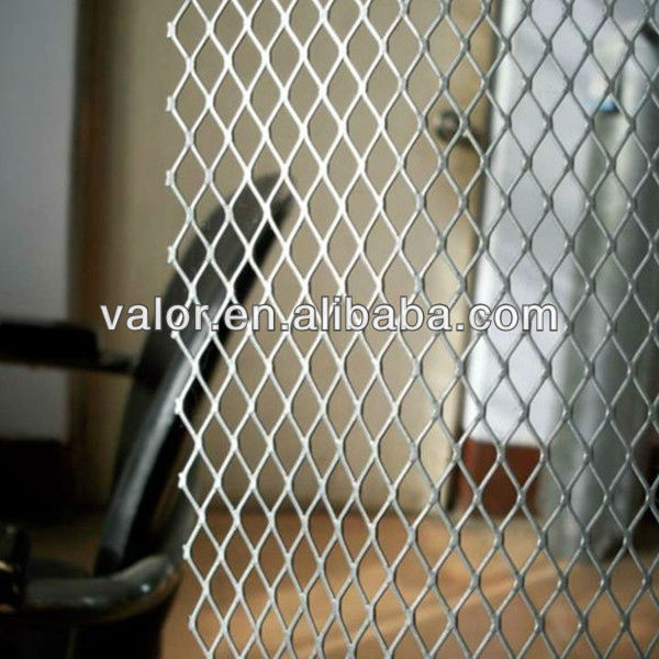 ASTM B742 99.99% pure silver wire mesh/expanded metal mesh for military