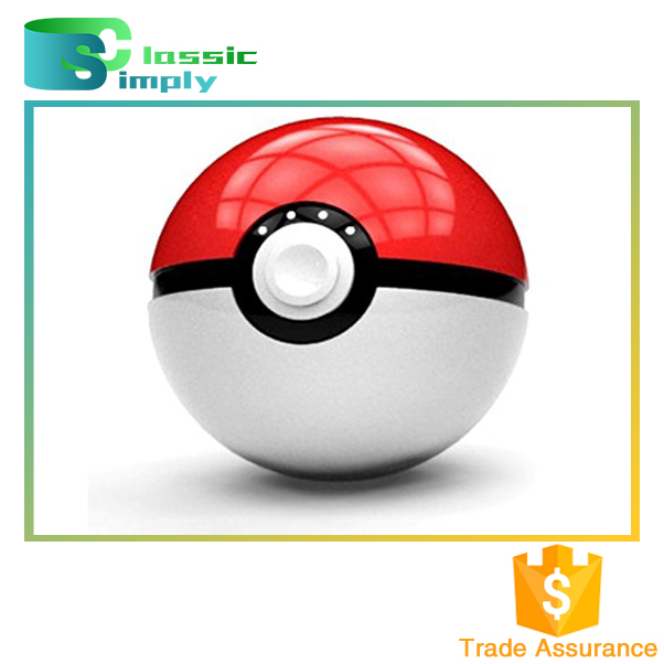 Pokemon Go 2nd gen Magic Ball 12000mAh Pokeball Power Bank