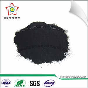 Barbecue ove/BBQ grill/charbroiler use black color sand/grain texture pure Polyester high temperature resistance Powder Coatings