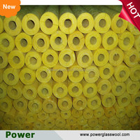 BP soundproof fiber glass wool roll cheap thermal insulation glass wool pipes