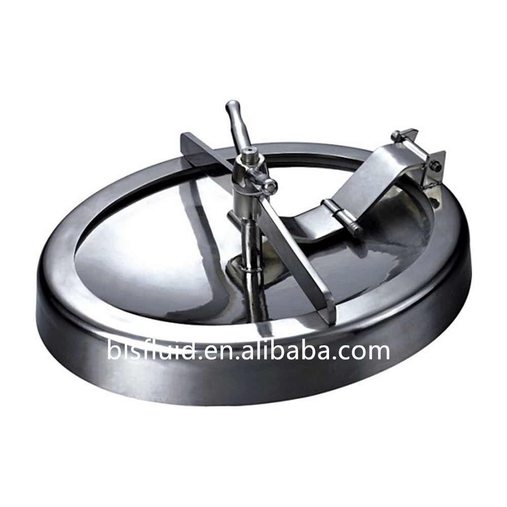 stainless steel tank Elliptic type YAE pressure Manhole Covers