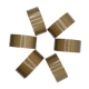 Manufacturer Discount Quality Guaranteed brown bopp packing adhesive tape buff tan coffee packaging tape