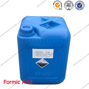 China manufacturer formic acid 99 purity