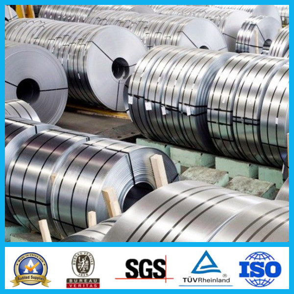 Electrolytic tinning steel strip