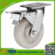 factory cart industrial wheels heavy duty nylon caster with lock