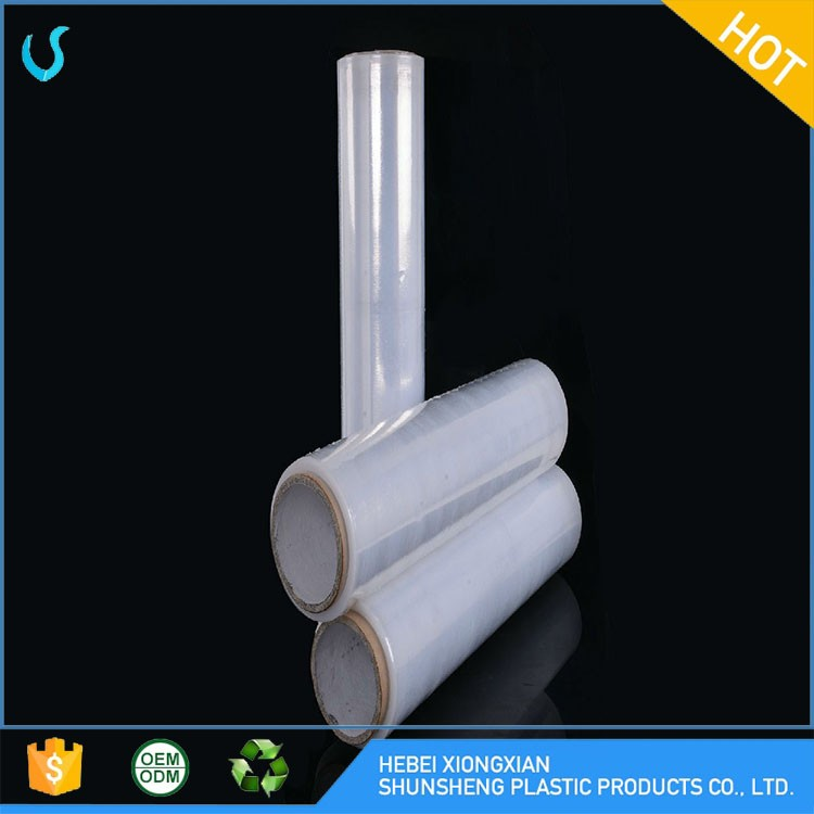 Best selling Strong toughness blown stretch film for packaging