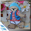 hot sell custom high quality embroidery patch kids