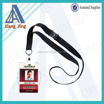 Premium Id Card Hanger Lanyard No Minimum Order Quantity