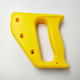 Precision injection molded plastics handle Zetar info@ zetarmold.com