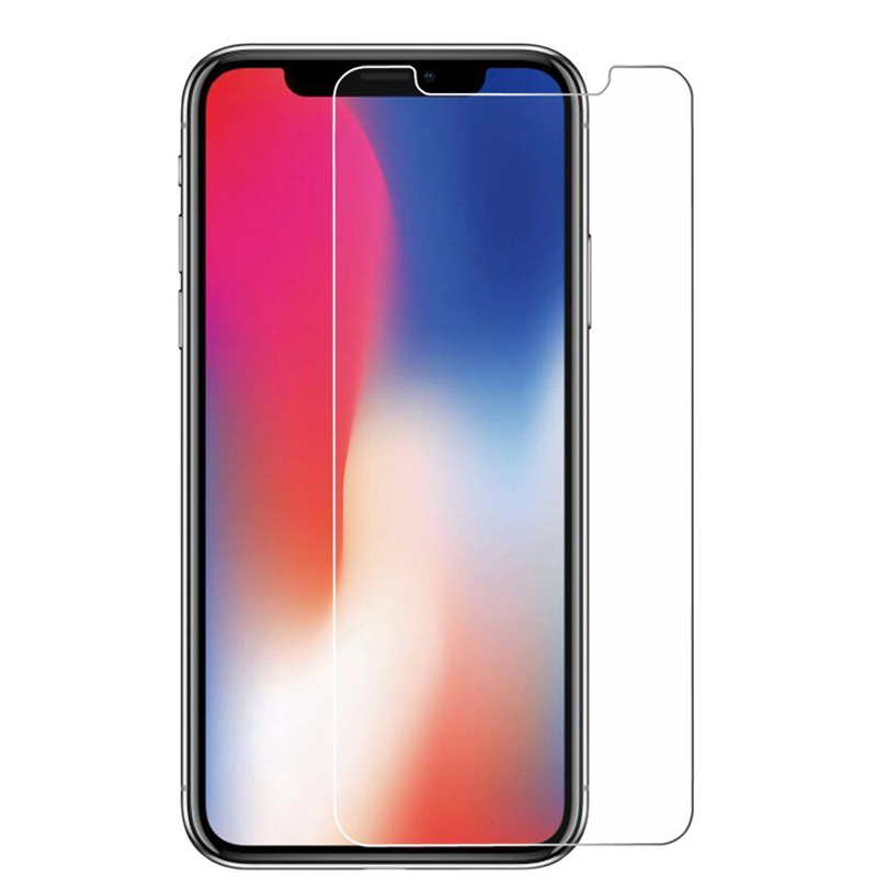 2018 gehärtetem Glas Für iPhone X Screen Protector Smartphone Film Glas fall für iPhone 6/7/8 Plus glas