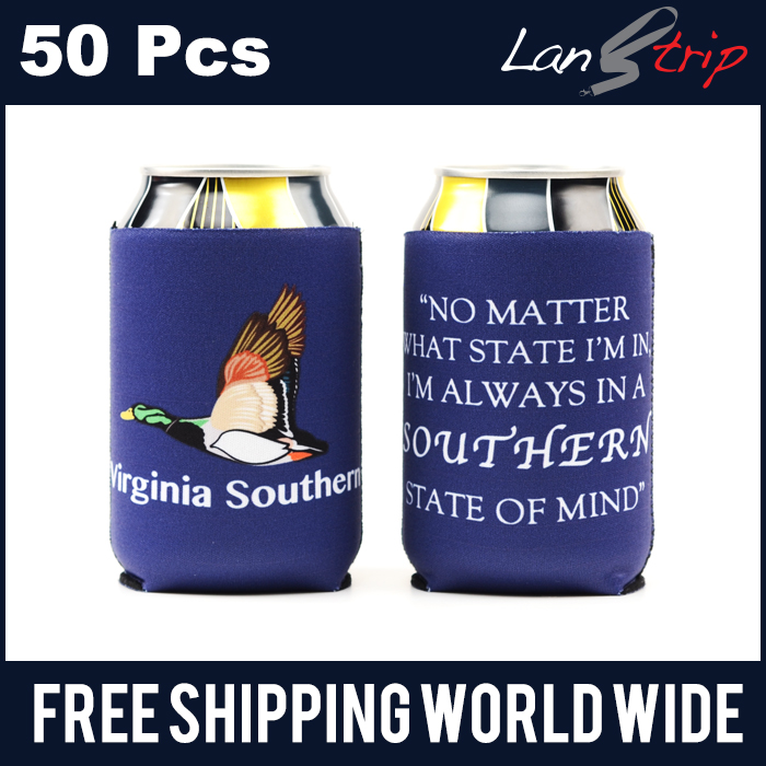 Can Coolers | Beer Can Coolers | Can Cooler | Neoprene Can Coolers