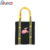 Heavy cotton canvas tote promotion shopping beach  bag with handles