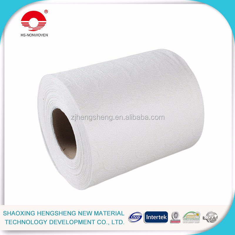 Medical non woven wound dressing material for waterproof adhesive medical dressing,2017 hot new products wound dressing