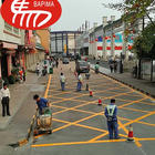 Manufacturer supply vibrating rumble line marking-road marking material/compound